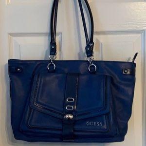 Guess Blue Handbag